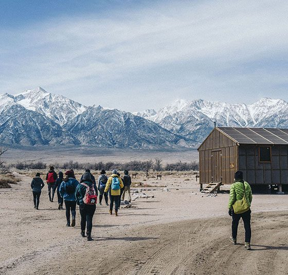 Manzanar, Workshop