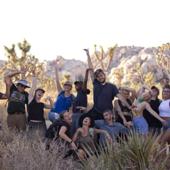 Joshua Tree Drawing Workshop